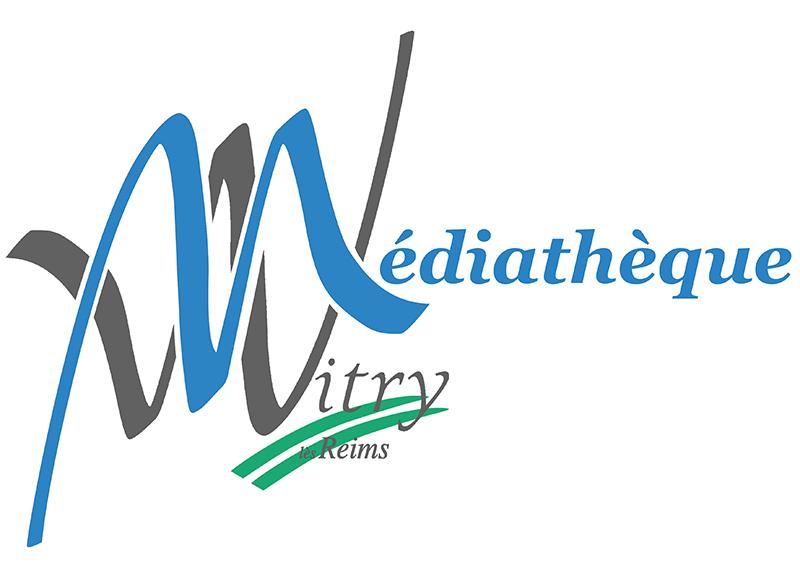 Logo médiathèque Witry