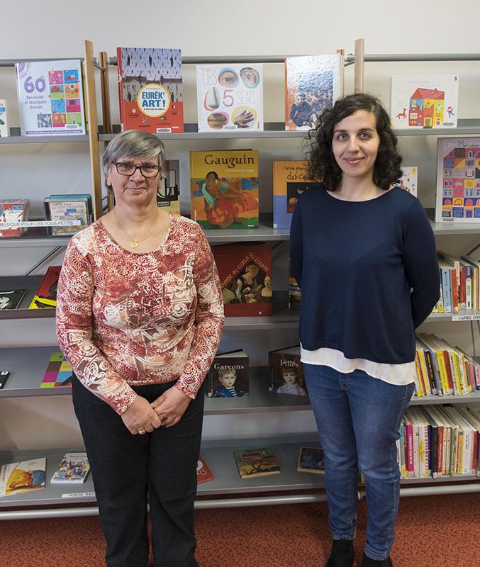 Bibliothécaire & Bénévole Witry